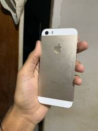 Iphone 5s dourado 16gb MUITO CONSERVADO