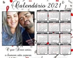 CALENDÁRIO 2021 - PHOTO STORE