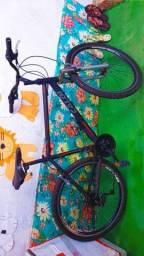 Título do anúncio: Bicicleta Caloi aro 26 usada