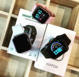 Smartwatch D20 novo na caixa