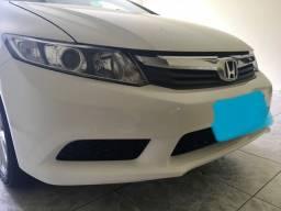 Honda Civic 2013 LXS Aut. Impecável