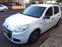 Renault Sandero Authentique 1.0 Branco