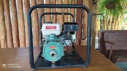 Motorbomba para irrigação a gasolina