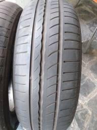 1 pneu Pirelli p1 185/60/15 ótimo estado