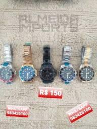 Relógios Rolex Submariner