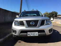 Nissan Frontier Attack SV 4X2 Turbo Eletronic Diesel 2014
