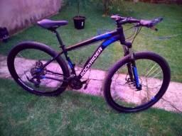 bicicleta rockrider ST120  aro 29 tamanho 17