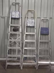 Título do anúncio: Escada alumínio
