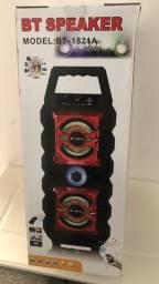 Caixa Bluetooth Rádio Fm Torre