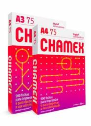 Título do anúncio: Papel chamex a4 75 g