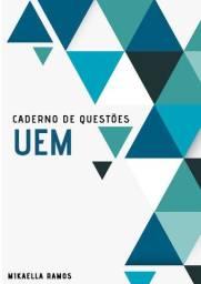 Caderno Digital de Questões UEM