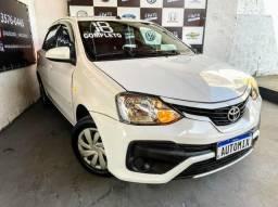 Título do anúncio: Toyota Etios Aut.