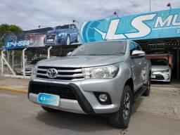 Toyota Hilux 2017 Flex 4X2 Abaixo Da Fipe!