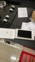 IPhone 8 Plus 64gb Gold novo R$ 2300