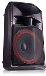 Caixa de som amplificada acústica