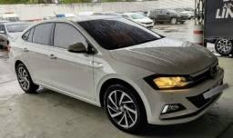 VW Virtus Higline Tsi 200 Flex 2018 34.000 km Automático