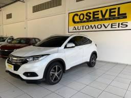 HR-V EXL 2019/2020, 9.000KM, Garantia de Fábrica, Revisada na Honda, Único dono