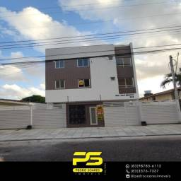 (OPORTUNIDADE) Apartamento com 2 dormitórios à venda, 54 m² por R$ 220.000 - Tambauzinho -