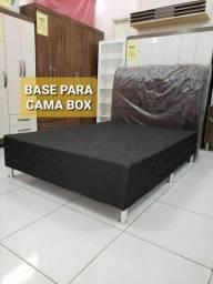 Título do anúncio: BASE CAMA SOLTEIRO 338,00 e CASAL 396,00! ENTREGA IMEDIATA!