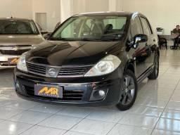 Tiida Sedan Completo Entrada Apartir de R$ 990,00 saldo até 48x