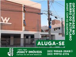 Título do anúncio: Apartamento com 03qts Altiplano locação