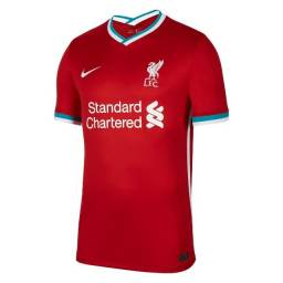 camisa liverpool 2021 - na embalagem - envio imediato