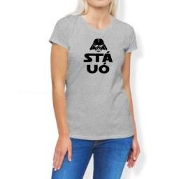 Camiseta Star Wars- Stá Uó