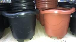 Título do anúncio: Super oferta de vaso redondo grande 8Lts somente 16R$