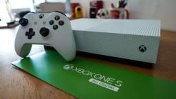 Microsoft Xbox One S 1TB - All-digital Edition