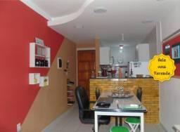 Apartamento no Bancários, 02 quartos