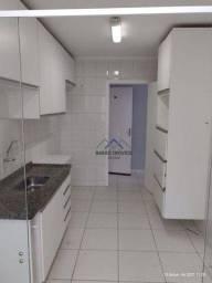 Apartamento com 2 dormitórios para alugar, 66 m² por R$ 1.300,00/mês - Medeiros - Jundiaí/