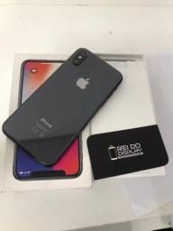 iPhone X 64gb preto - Somos loja física