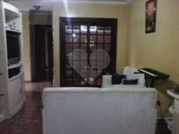 Casa à venda com 3 dormitórios em Freguesia do ó, São paulo cod:REO167384