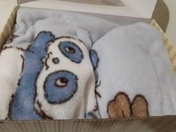 Cobertor bebê urso Panda Novo!