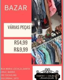 Bazar No Bairro Santa Cruz