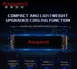 Título do anúncio: SSD Asgard 1TB - AN2 Nvme M2 2/80 Pci-expres
