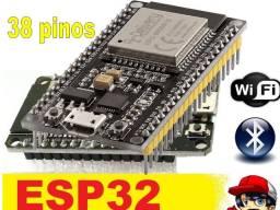 Esp32 Wi-fi + Bluetooth