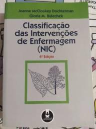 Classificação das Intervenções de Enfermagem (NIC) 4° edição