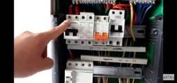 Título do anúncio: Eletricista Instalação elétrica Relógio Light , Monofásico ,Trifásico e Aumento de Carga