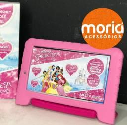 Tablet Infantil Princesas Disney Multilaser