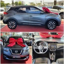 Nissan Kicks SV Limited 1.6, mod. 2017, Automático CVT.