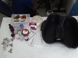 Título do anúncio: Kit para manicure