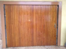 Portão madeira ipê