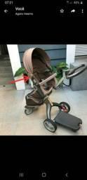 Assento para carrinho de bebê Stokke