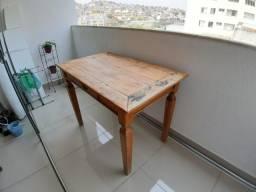 Título do anúncio: Mesa madeira demolição