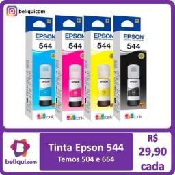 Título do anúncio: Tinta Impressora Epson 544