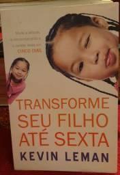 Livro Transforme seu Filho até Sexta