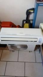 Vendo ar condicionado instalado