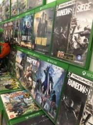 Jogos para Xbox one e Xbox series s/x