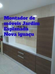 Montador de móveis Jardim Esplanada-Marco II-Faculdade-Divisa